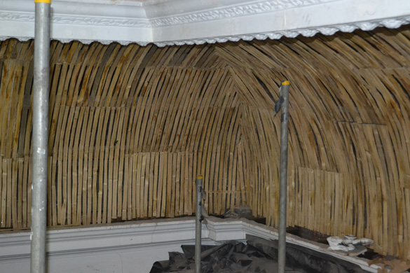 New Laths in the North East Corner, St Peter's