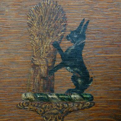 Shakerly's Black Rabbit