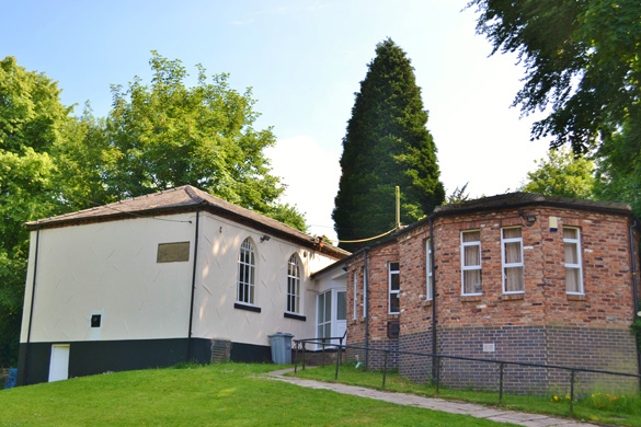 Old School and Office, St Peter's Congleton