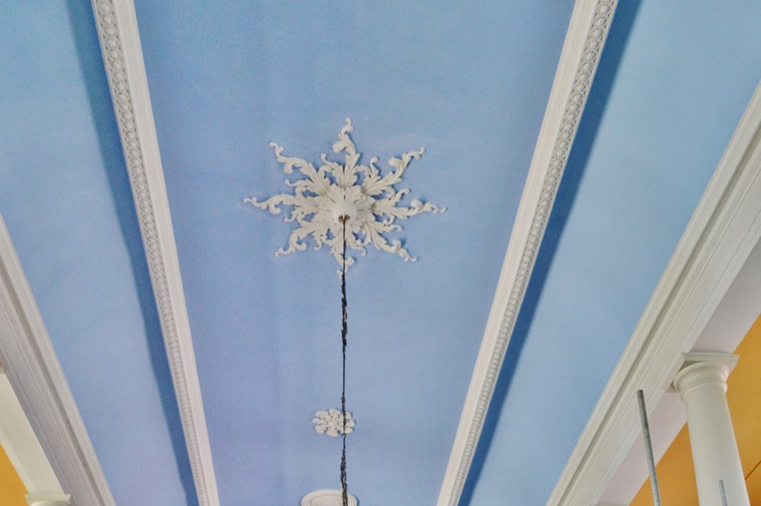 The Ceiling at St Peter's Church Congleton