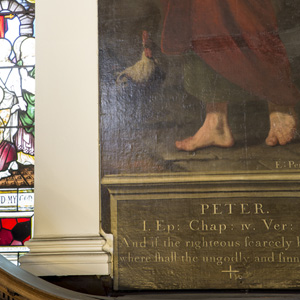 Peter of St Peter's Church